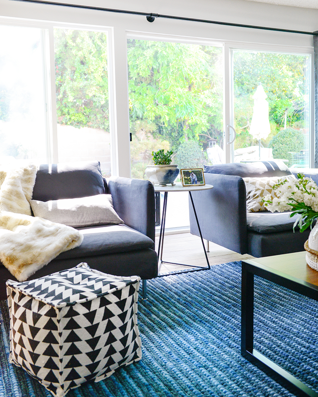 Lowe S Spring Makeover Reveal With Images Living Room