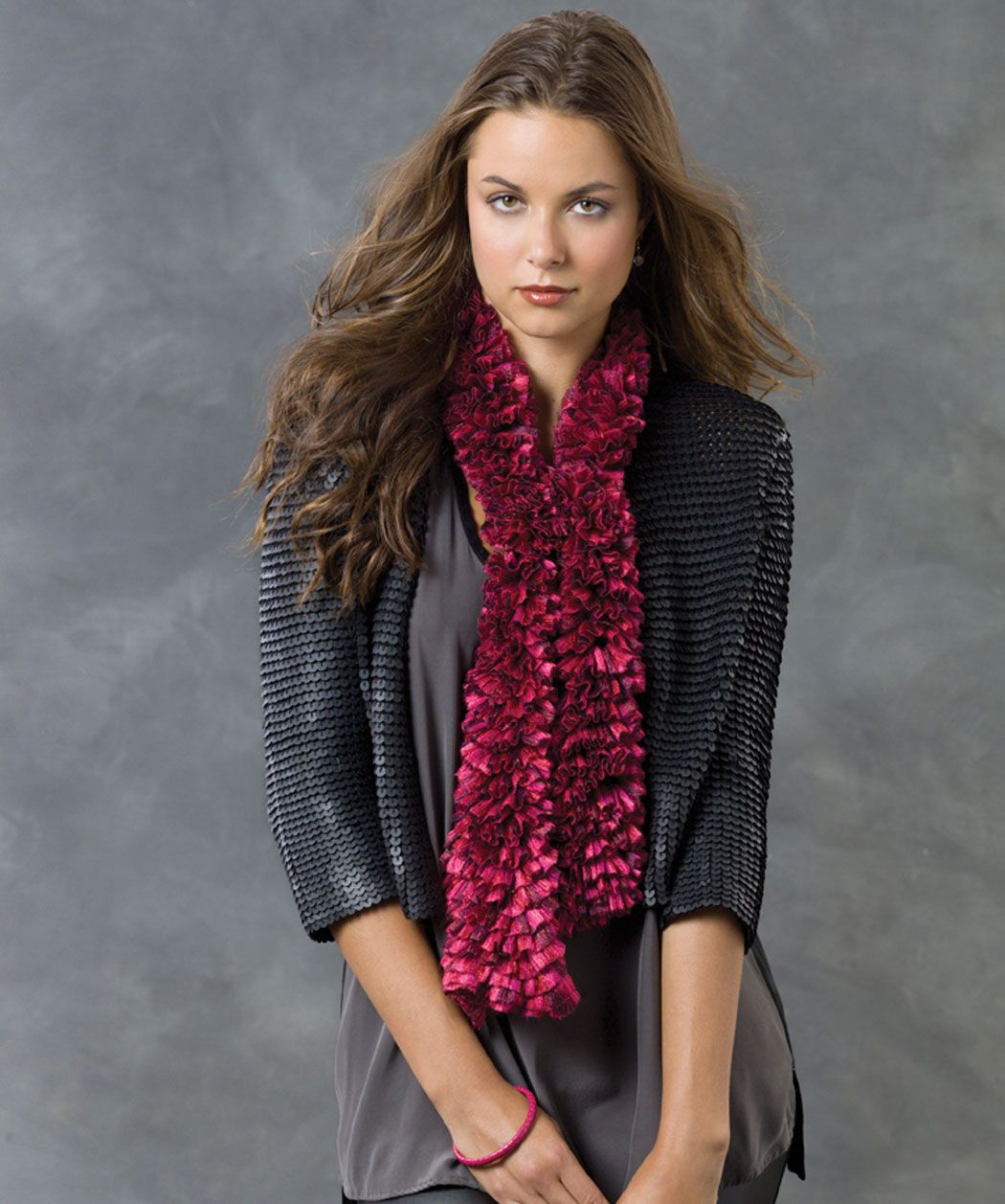 Bufanda Marietta | Knitting - Women\'s Scarves | Pinterest | Scarves ...