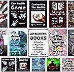 My 13 are on Amazon as  with and 9 of my books also have editions on 2b96qaj cuec1CWCxv