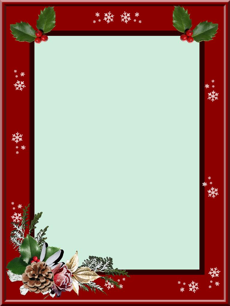 Christmas Frame Png Christmas Photo Frame Christmas Boarders Christmas Frames