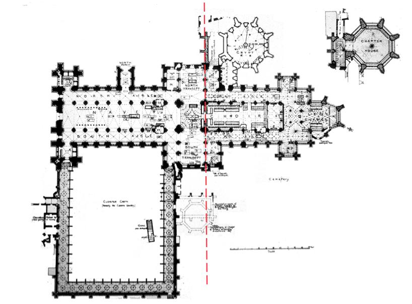 GOTYK: Katedra w Wells - plan | hs: średniowiecze | Pinterest | Wells