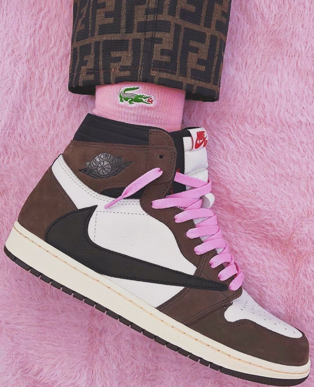 air jordan 1 high travis scott