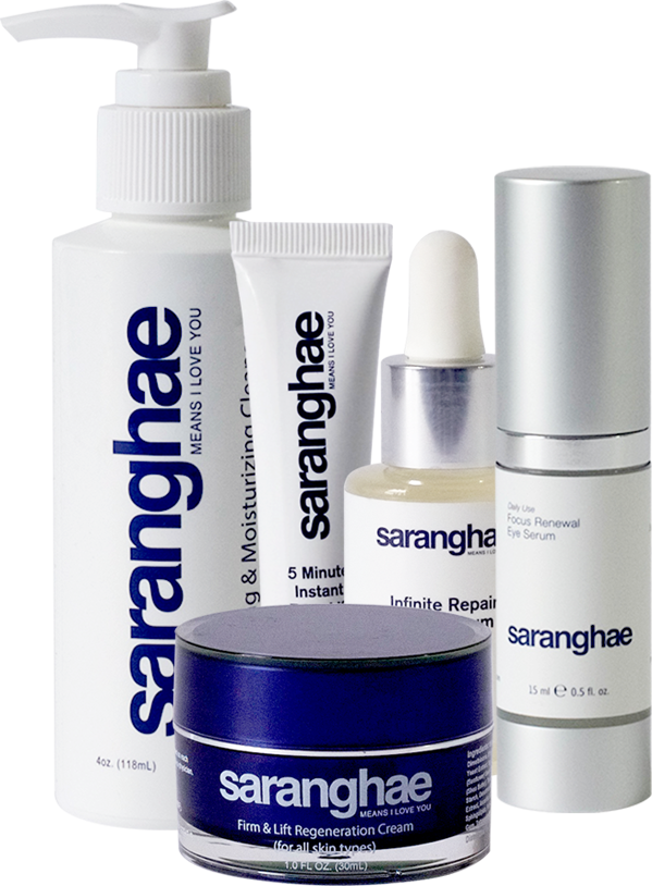 Saranghae 5 Step Skin Care I Like To Try Different Anti Aging Skin Care Products And Then D Anti Aging Skin Products Organic Skin Cream Coconut Oil Skin Care