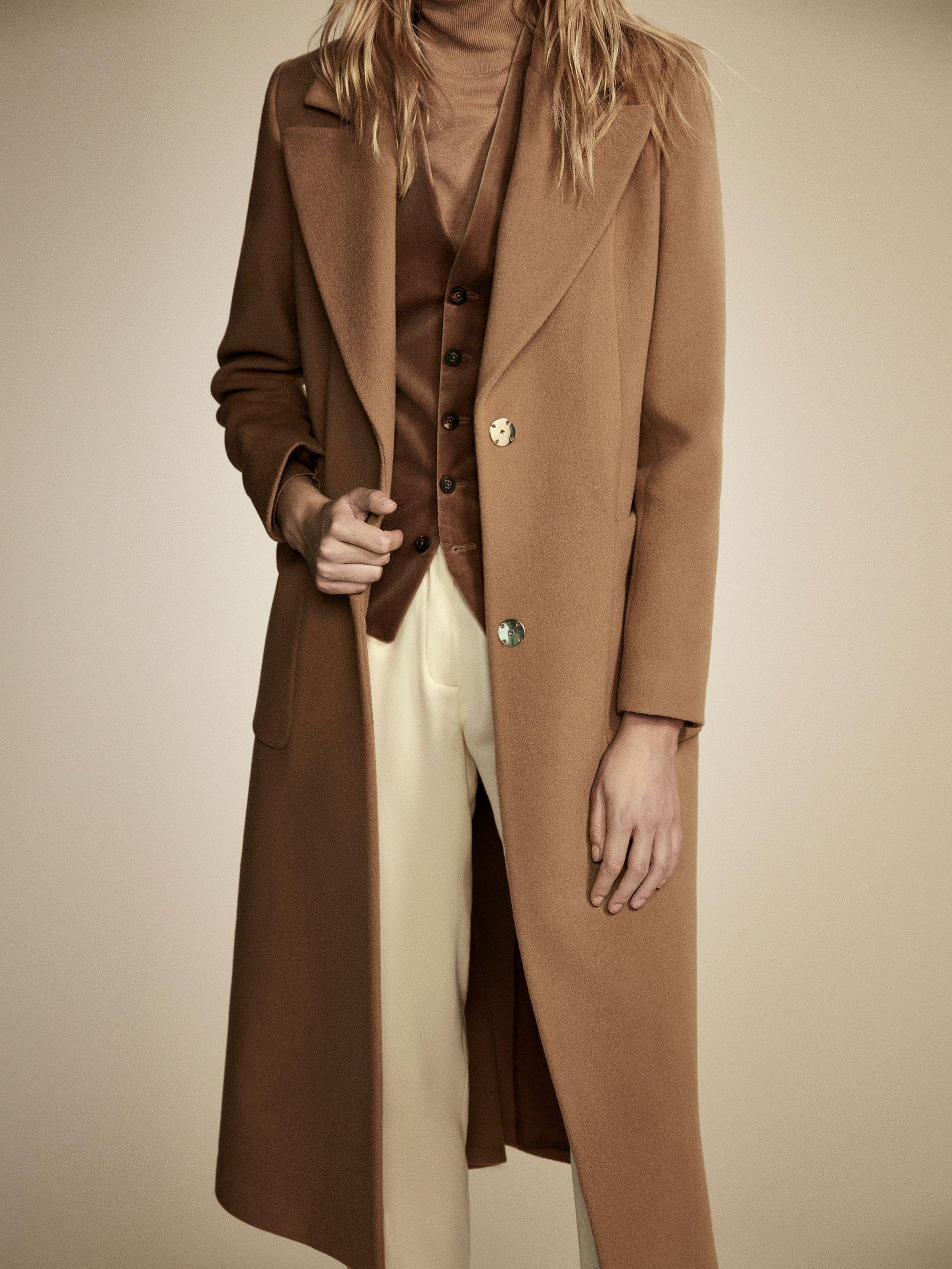 Manteau femme tres chic