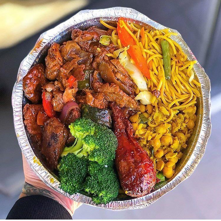 Jamaican Restaurant In London Turns Completely Vegan Jamaican Restaurant Vegan Restaurants London Food