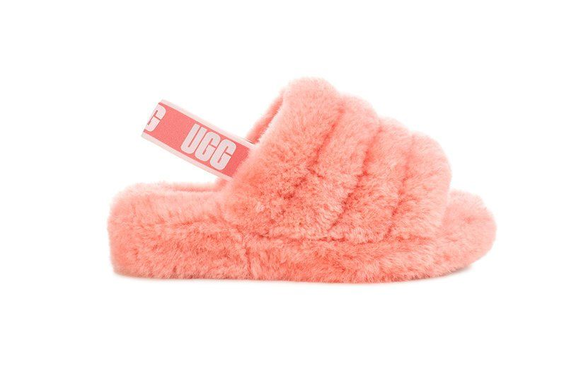 "8c888a1cc1e UGG Just Launched the Ultra-Cozy ""Fluff Yeah Slide""—And We Have to ..."
