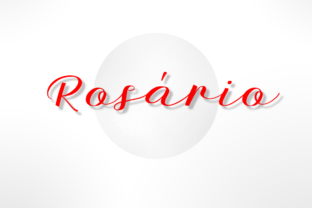 Rosario - Creative Fabrica