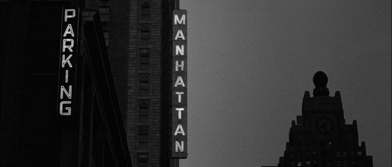 Manhattan - Woody Allen | Opening Credits    | Manhattan