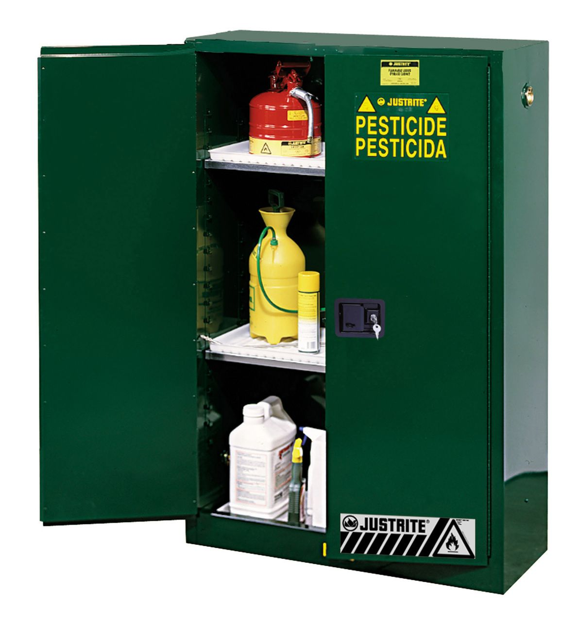 Justrite 894504 Pesticide Storage Safety 45
