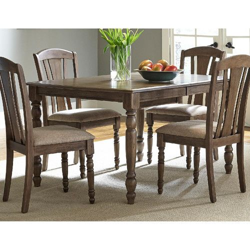 Candlewood 5 Piece Dining Set Dining Table In Kitchen Dining Table Dining Table Legs