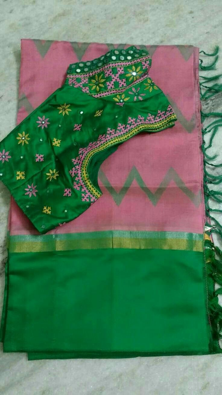 Saree blouse design new pin by manoj manoharan on silk saree  pinterest  blouse designs
