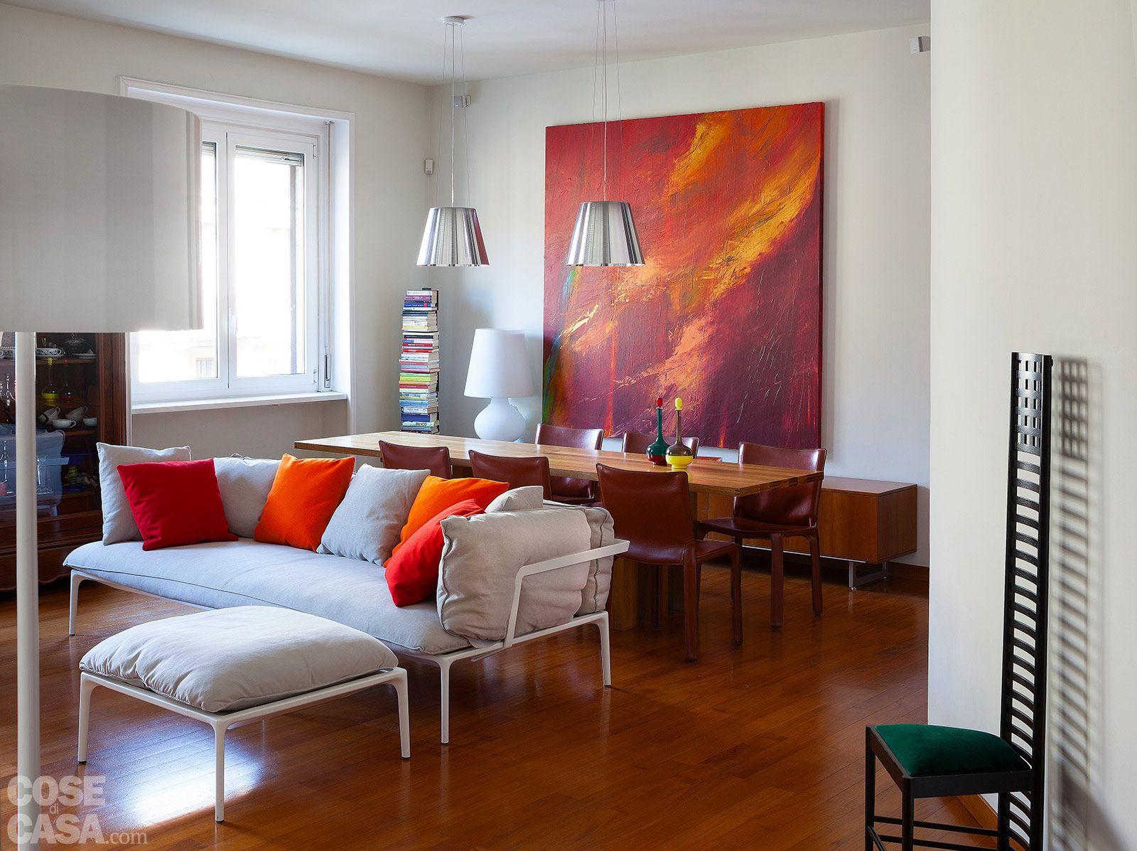Via il corridoio spazi pi ampi home home decor for Fotografie case