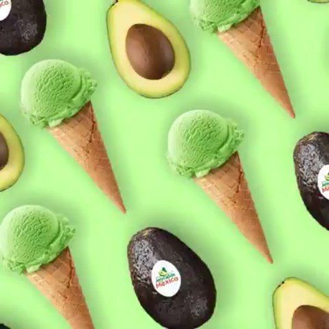 Try something different for dessert. The smoothness and creaminess of Mexican Avocados will make your experience enjoyable.