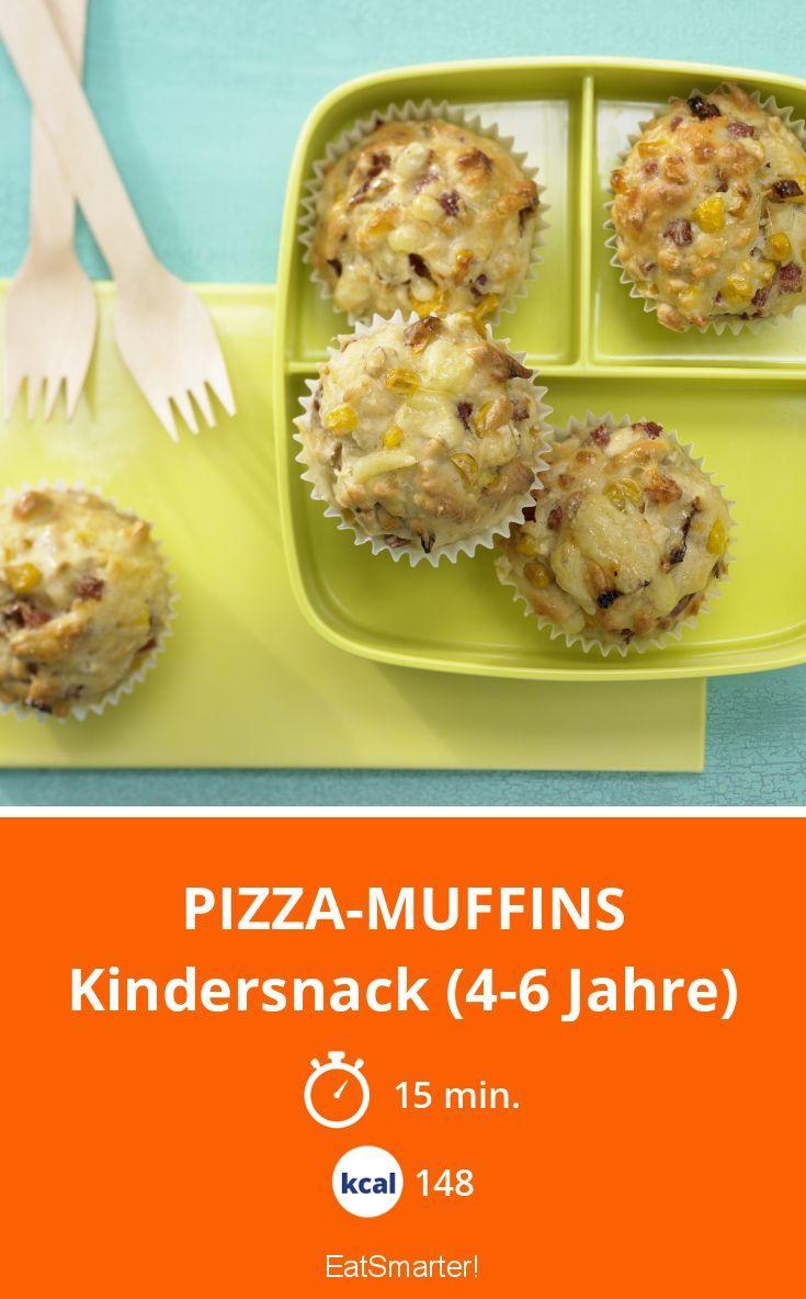 Pizza Muffins Rezept Snacks Herzhaft Und Süß Pizza Muffins