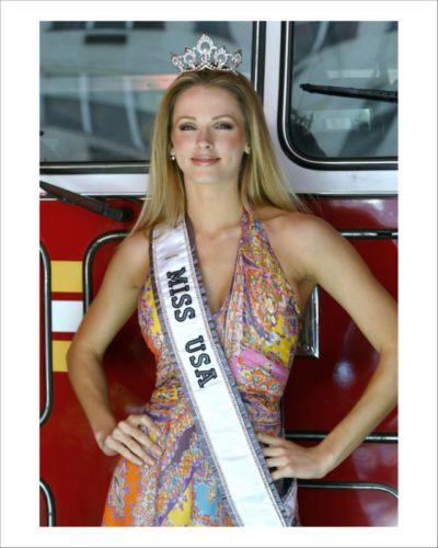 Shandi Finnessey 8x10 GLOSSY Photo Picture Miss Missouri USA 8 x 10