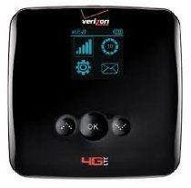 ZTE VERIZON 890L 4G LTE HOTSPOT MIFI MODEM WORLDWIDE USE IN OVER 200 COUNTRIES INCLUDING GSM NETWORKS!