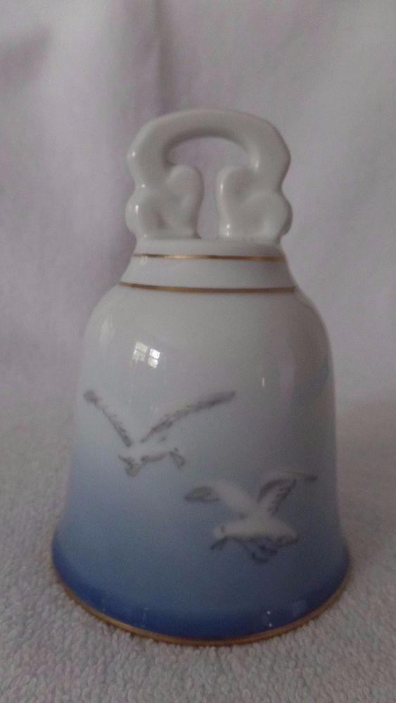 copenhagen porcelain b&g seagull