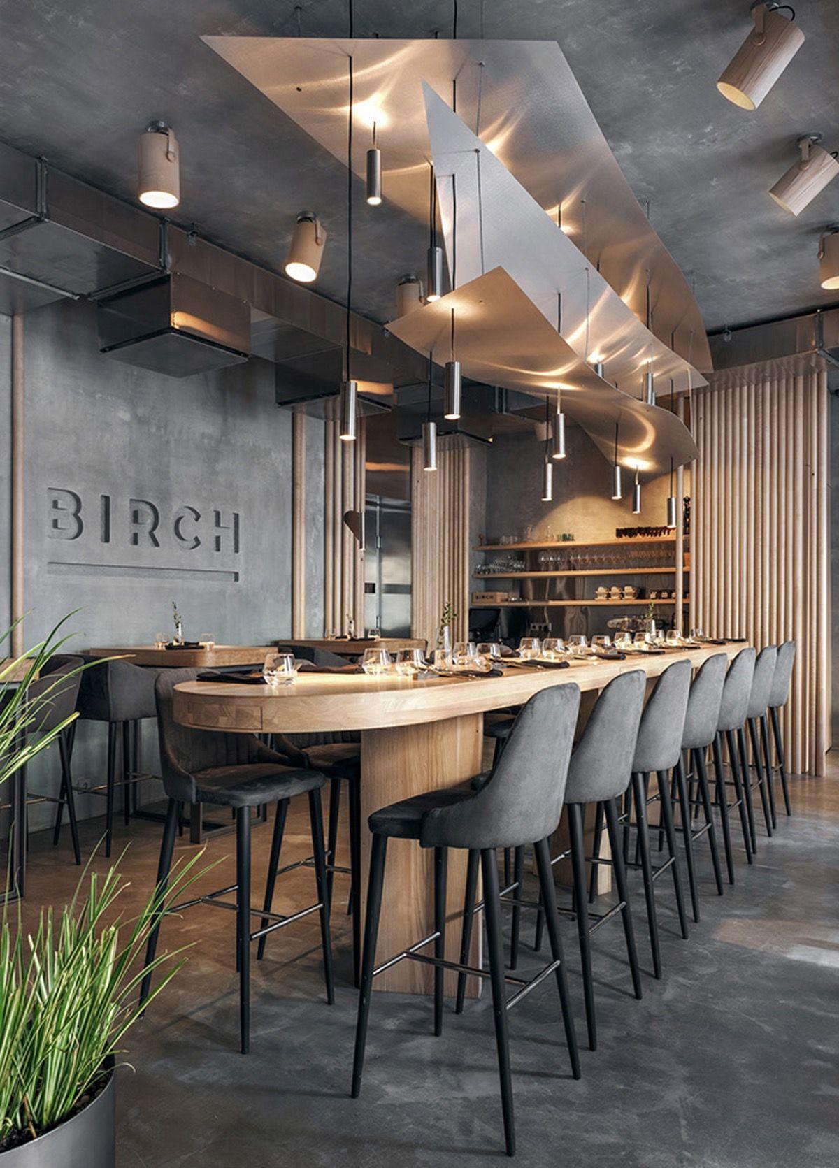 An Inside Look At Birch Restaurant In St Petersburg