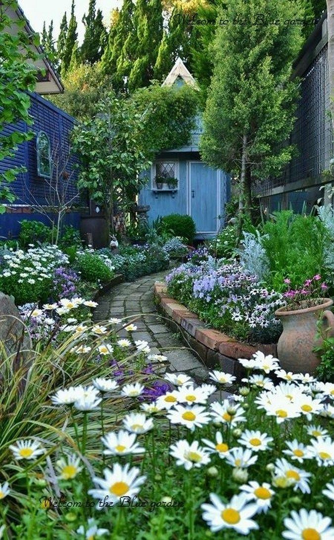 30 brilliant garden path walkways design ideas 36   # Check more at 7garde #gardenpaths