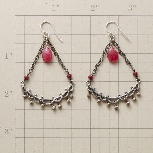 ec5871b34 Geeta Earrings | Robert Redford's Sundance Catalog | Jewels | Earrings,  Jewelry, Crochet earrings