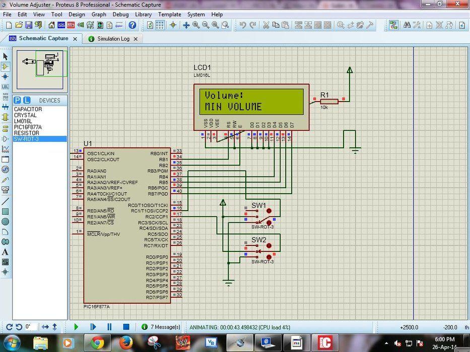 Infrared IR Sensor Interface with PIC18F4550 Microcontroller | IR