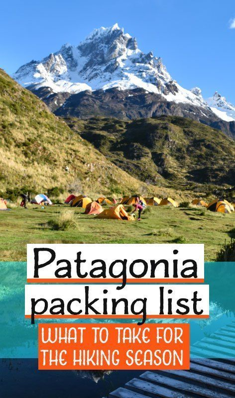 Photo of Patagonia packing list: 25 things to take [updated 2019] – Career Gappers