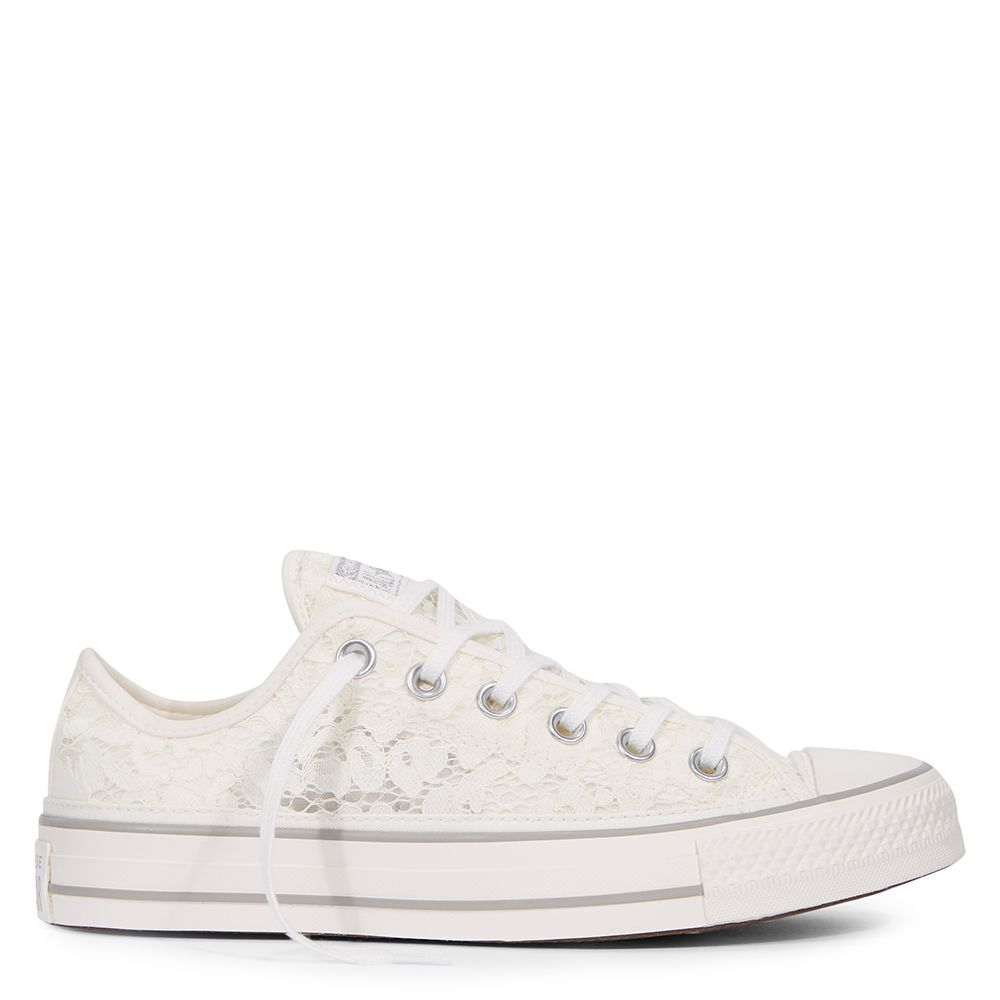 Chuck Taylor All Star Flower Lace Converse GB | Wedding in