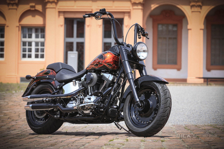 Rick S Fatboy Hd Parts Rick S Motorcycles Harley Davidson Baden Baden Classic Harley Davidson Harley Davidson Motorcycles Harley Davidson