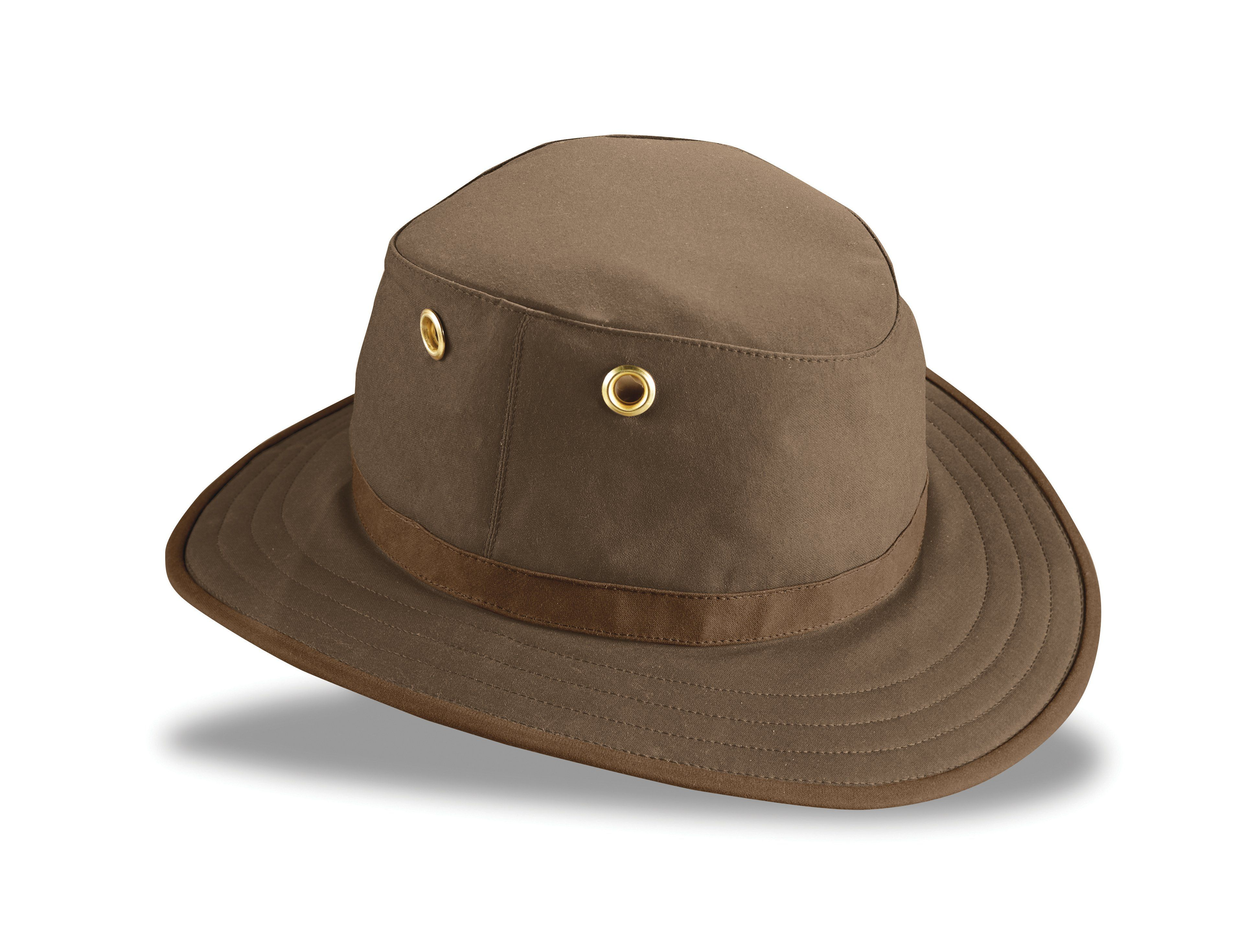 a2bf95e2f Tilley TWC7 Waxed Cotton Medium Brim Wash and Pack Outback Hat ...