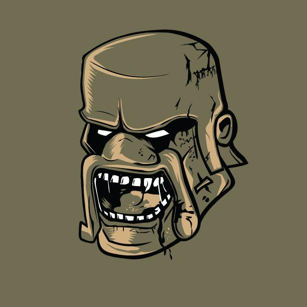 Zombiebarian.