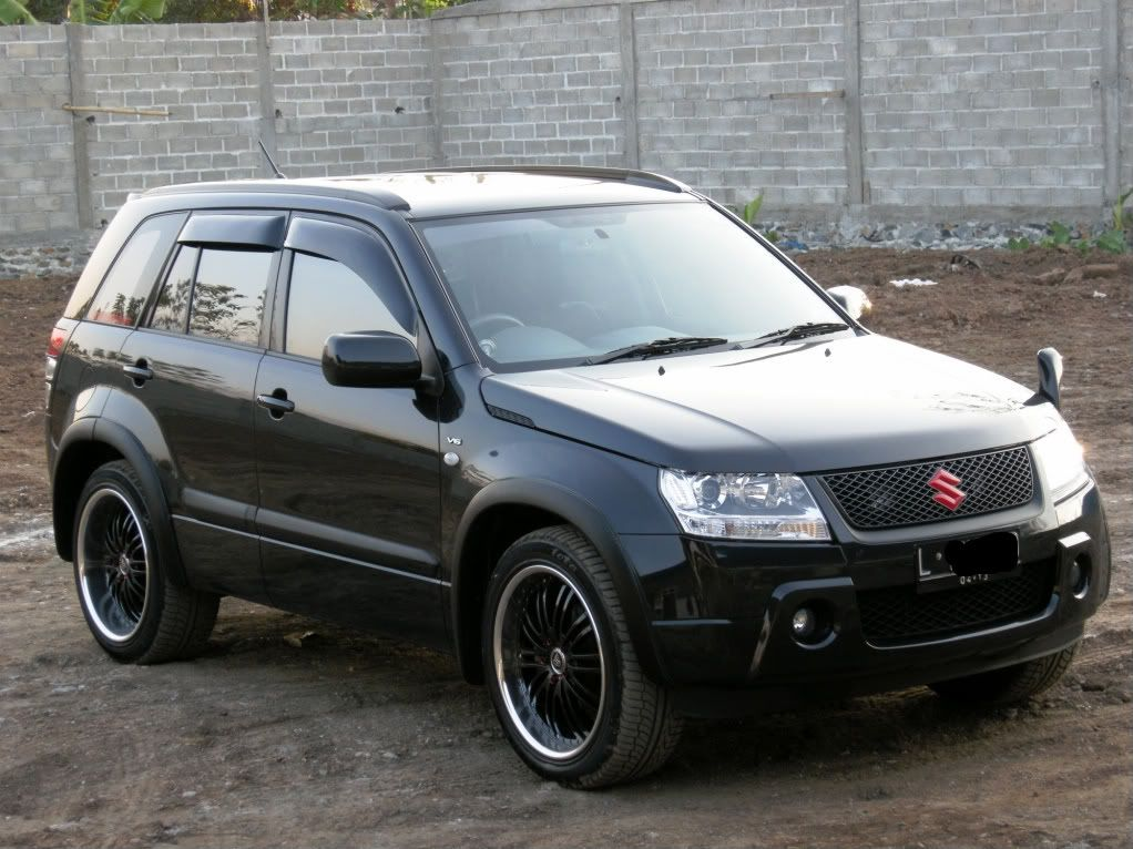 Grand Vitara Off Road Modifications Cerca Con Google Grand Vitara Grand Vitara Suzuki Suzuki Jimny