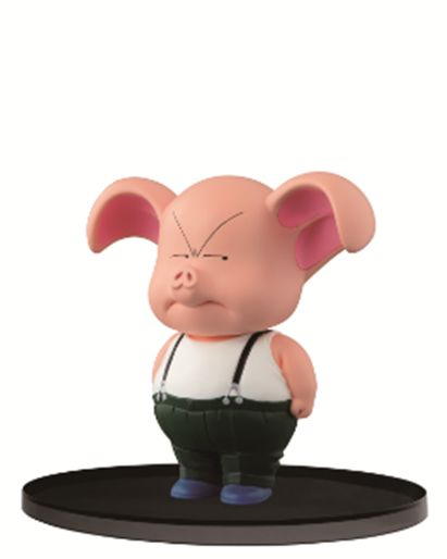 Super Dragon Ball Z Action Figures Oolong Pig Toys Anime Model Figurine Cute Toy