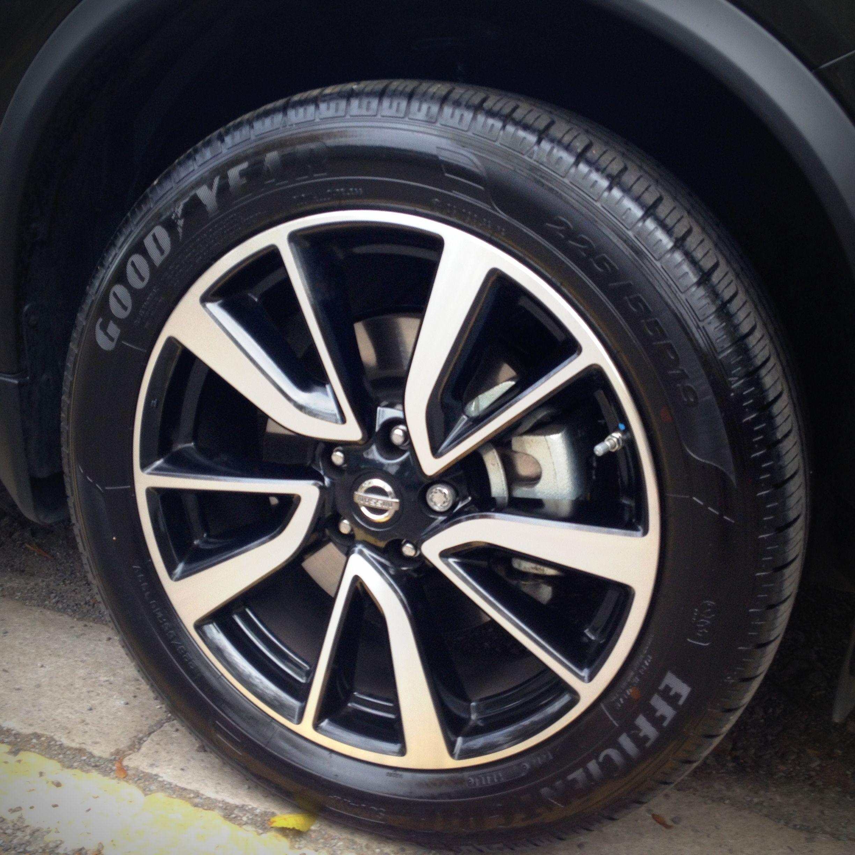 19 Inch Alloy Wheels Of New Nissan X Trail Alloy Wheel Wheel Weld Wheels