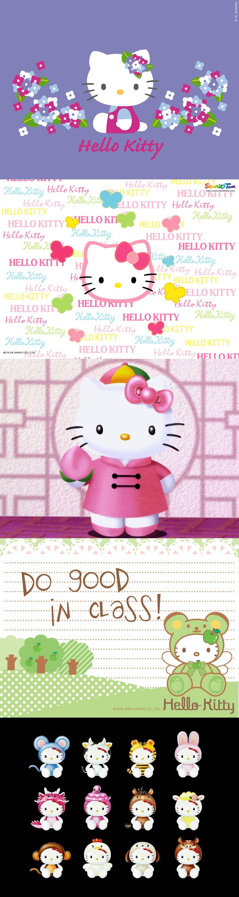 Hello Kitty Zodiac