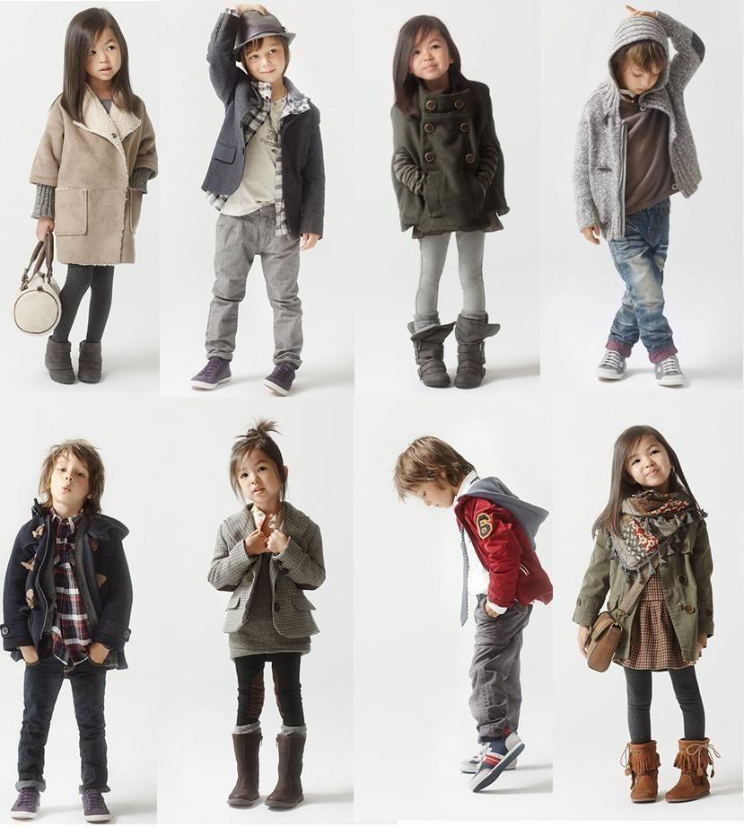 Zara Kids Lookbook Paperblog Ropa De Chicas Estilo Infantil Moda Para Ninas