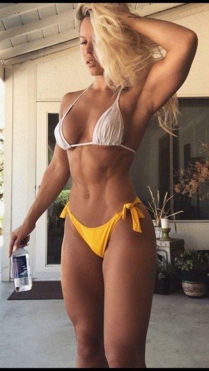 Hottest bikini girls of 2018