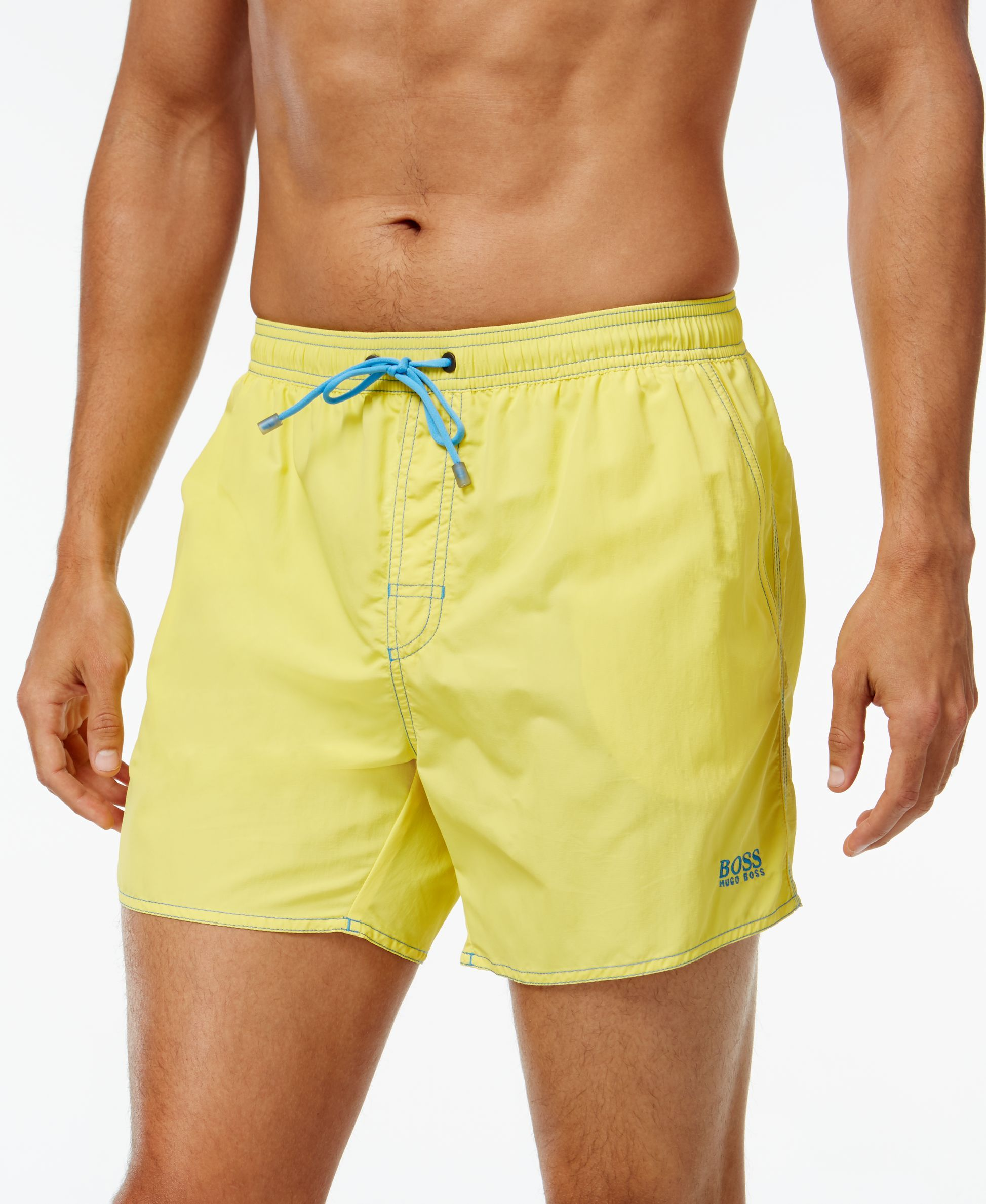 7b17a9c2b Boss Hugo Boss Lobster Swim Trunks | Men's Beach Wear | Swim trunks ...