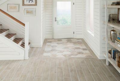 Floor Tile Decor Inspiration New York Soho Hexagon Porcelain Tile  Porcelain Tile Wood Planks Inspiration Design