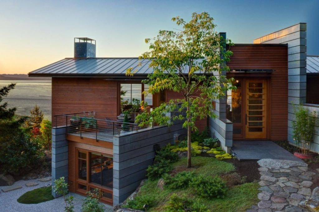 Modern Small House Japanese Style Home Aesthetic In 2019