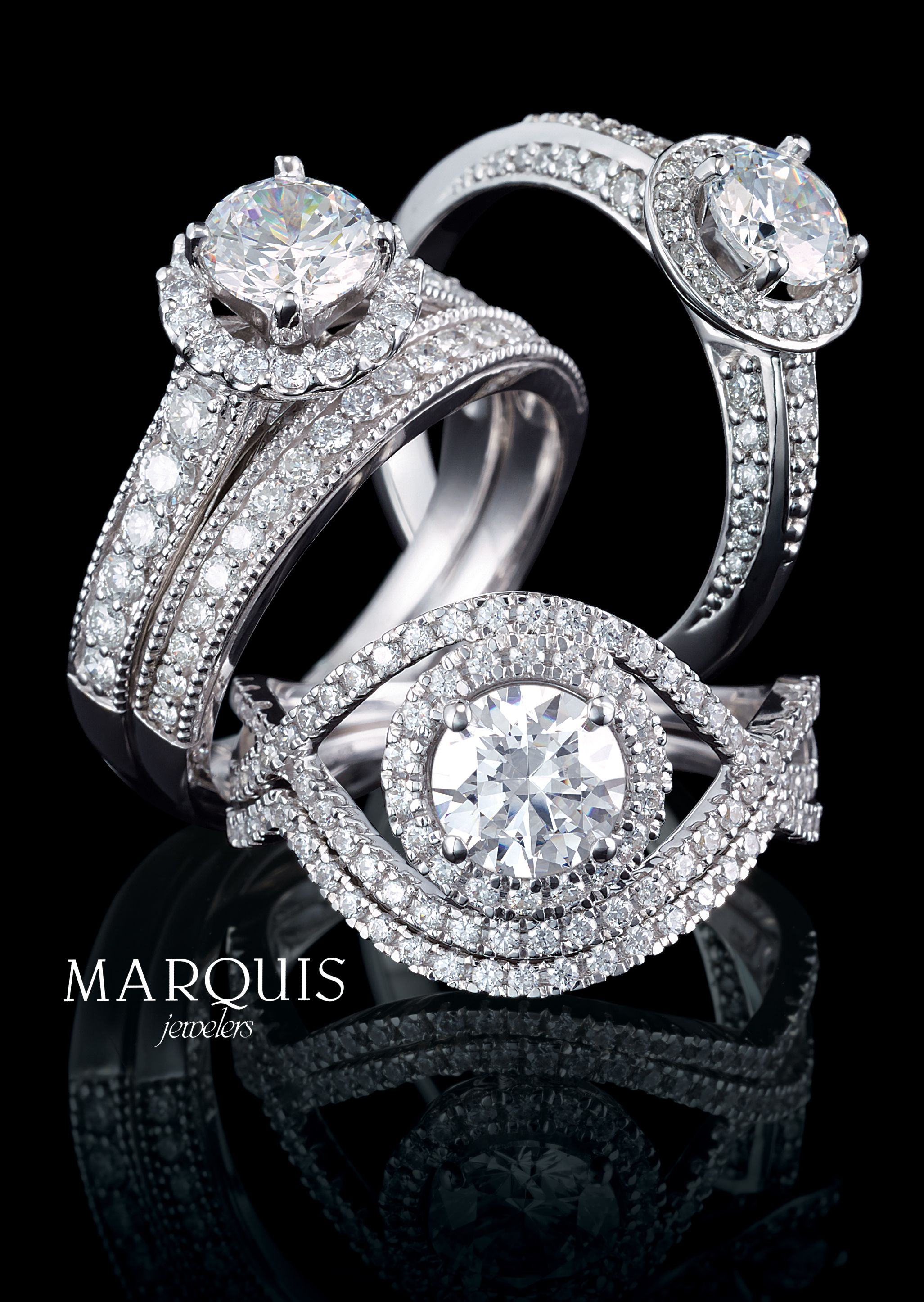 aac3de3bb583f Which style is your #dreamring? Customize your #engagementring today ...