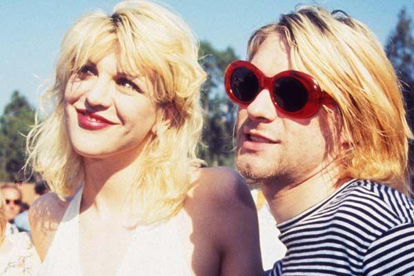 Courtney Love, Kurt Cobain