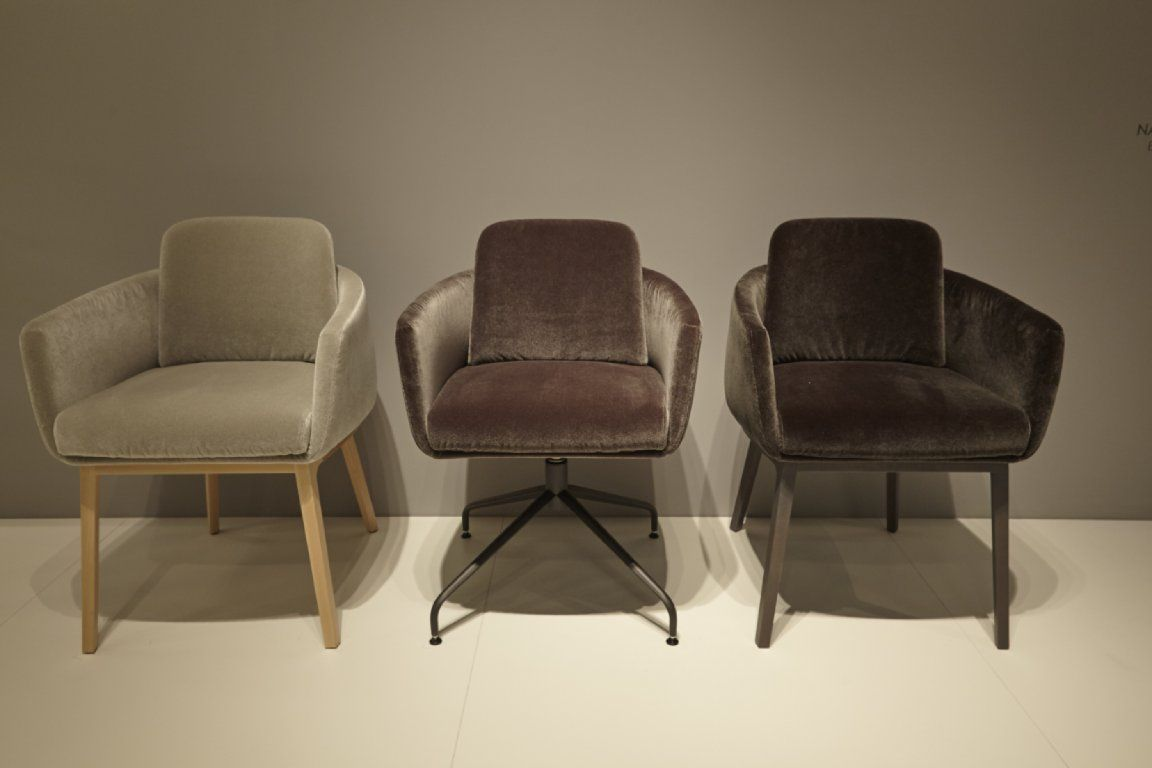 Costantini sedie ~ Three new chairs revealed by ligne roset at paris and cologne
