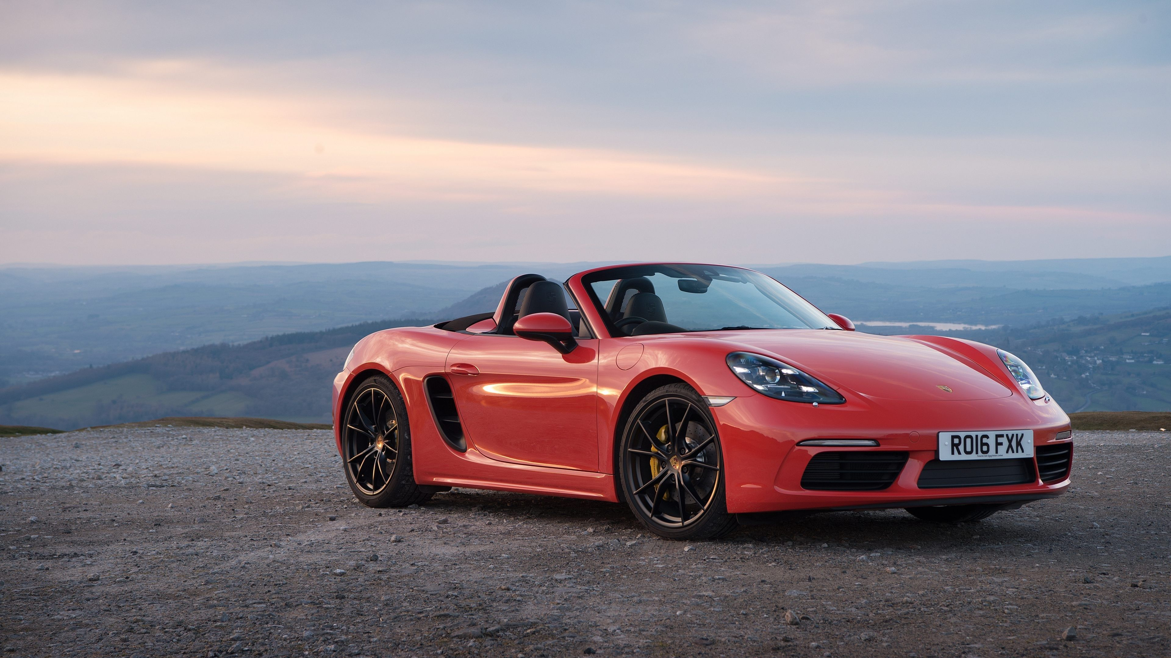 boxster porsche car 4k ultra hd wallpaper | ololoshenka | pinterest