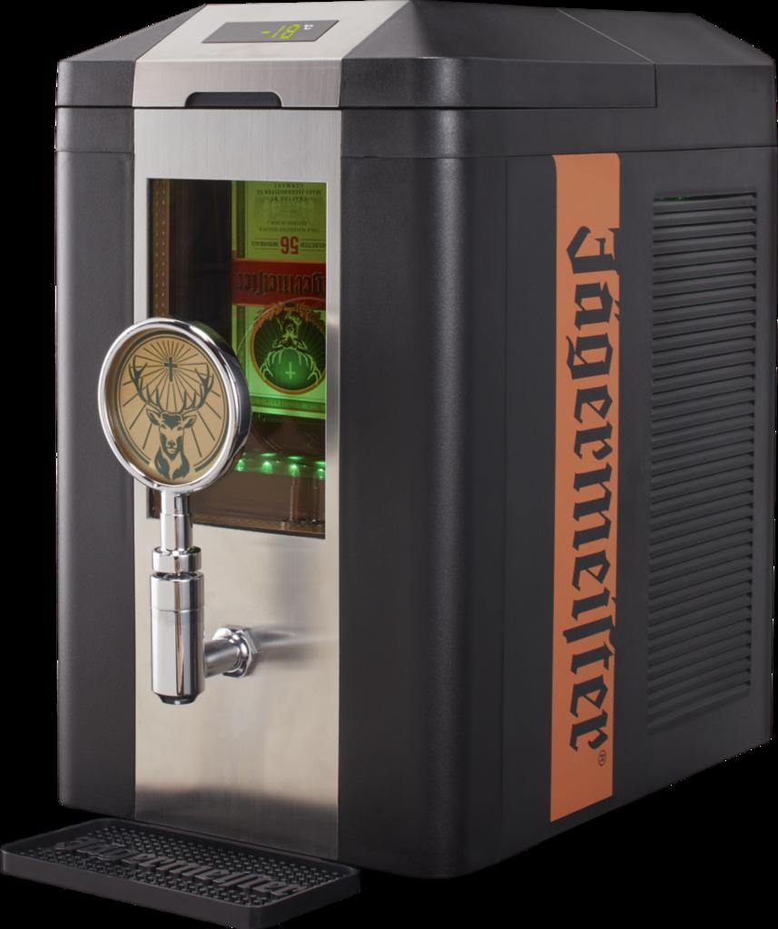 Jägermeister Shotmeister Technology Design Locker Storage Jagermeister