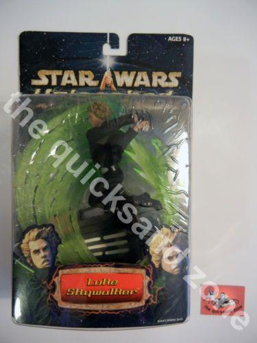 2003 Hasbro Star Wars Unleashed - Luke Skywalker (Return of the Jedi version)