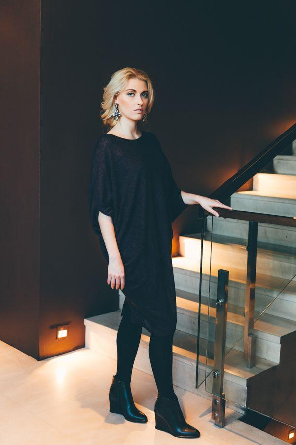 UONA.ru - интернет-магазин одежды российского бренда UONA | Платье-блуза