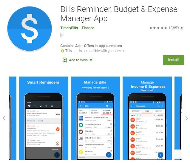 Read reviews and download the best budgeting apps from top