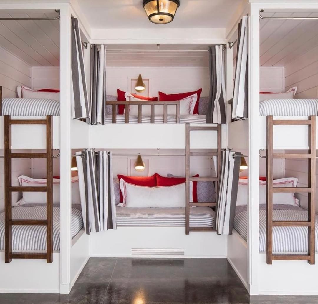 One Of The Best Bunk Bed Set Ups We Have Seen Designed By City