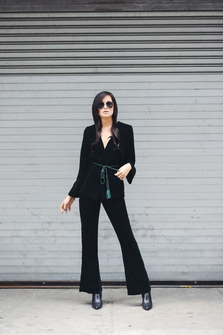 How 20 Street Style Stars WearVelvet