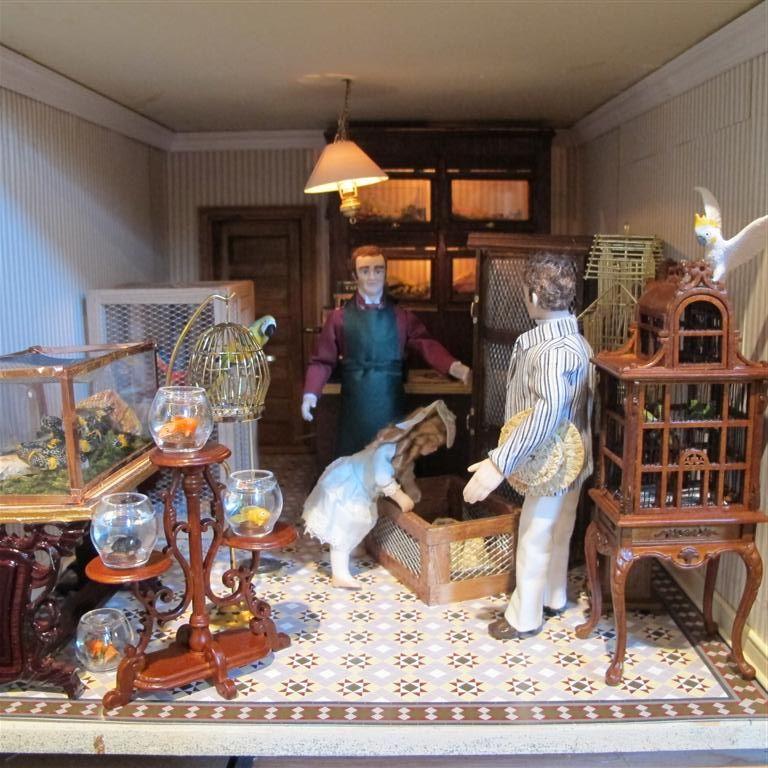Baker Street Smallsea A Metropolis In Miniature Miniatures Baker Street Tiny Dolls